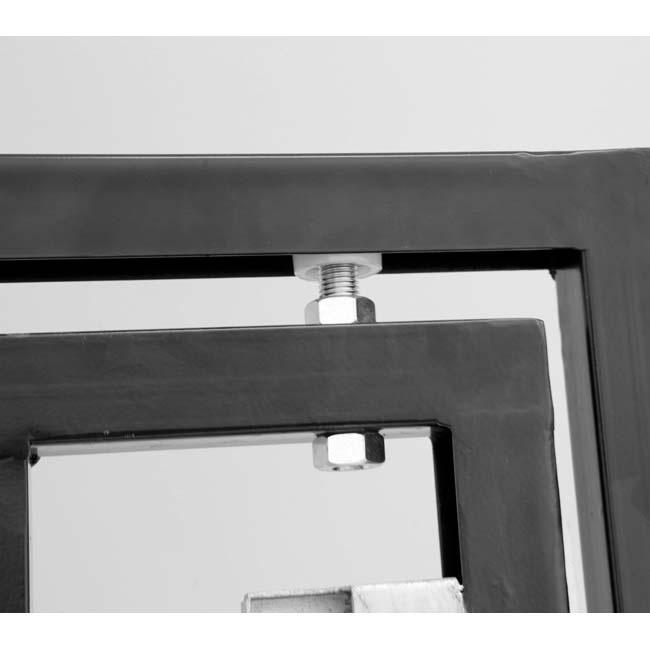 Herrajes para puertas polea gu a nylon - Guia puerta corredera ...