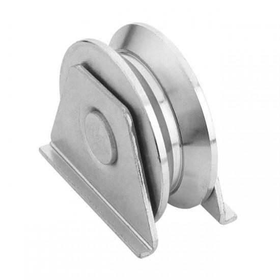 rueda puerta soporte V 20mm