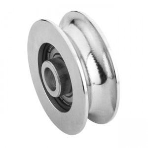 ruedas para puertas correderas 20mm U