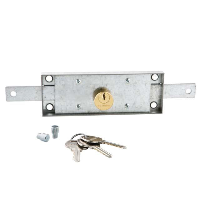 Herrajes para puertas cerradura de persiana - Puertas de persiana ...