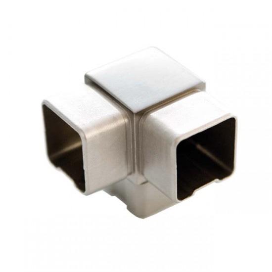 Codo t 90 para barandillas de acero inoxidable - Accesorios de acero inoxidable para barandillas ...