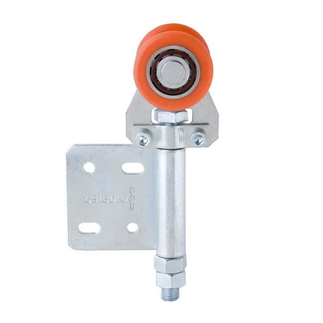 Herrajes para puertas rollapar simple u 60 atornillar extremo for Repuestos y accesorios para toldos