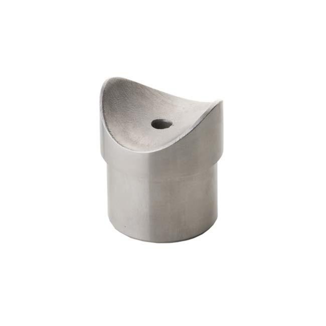 Soporte tubo para pasamanos de acero inoxidable - Accesorios de acero inoxidable para barandillas ...