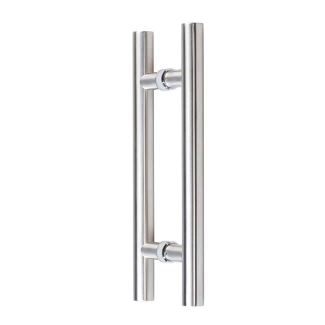 Herrajes para puertas tirador acero inoxidable modelo 5 for Herrajes para puertas