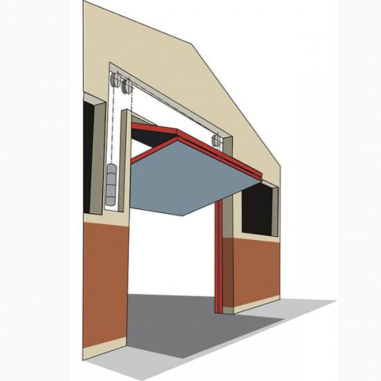 Herrajes para puertas for Herrajes puertas correderas garaje