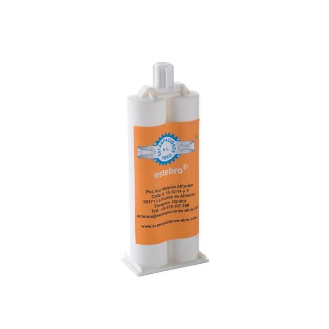 Adhesivo bicomponente para el montaje de barandillas inox - Accesorios de acero inoxidable para barandillas ...