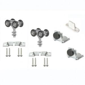 Kits y accesorios para puertas correderas colgadas - Accesorios puertas correderas ...