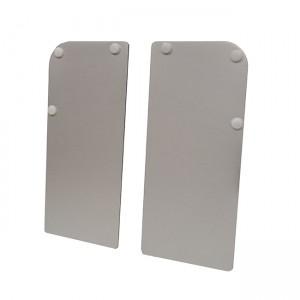 embellecedor puerta corredera aluminio