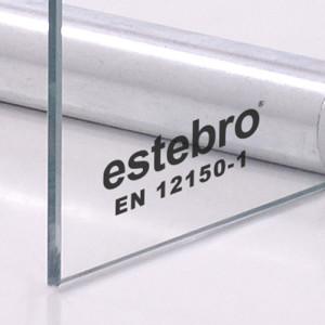 Cristal templado EN-12150-1