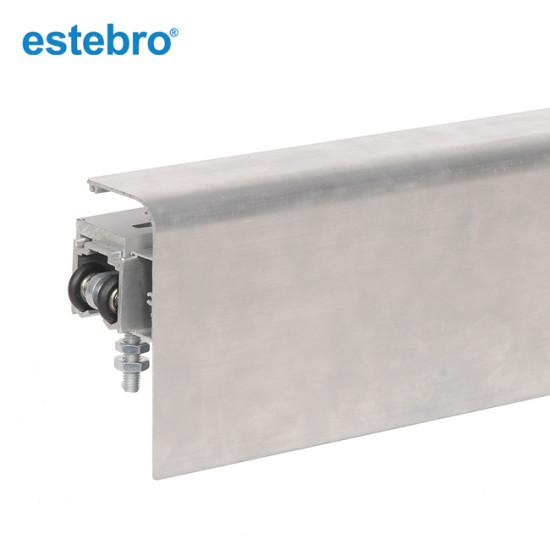 Herrajes Divisorias Colgadas Aluminio