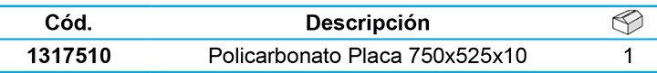 policarbonato