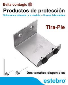 Tira Pies Estebro Toe Opener Hands Free