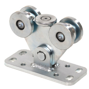 carro autoportante axial simple